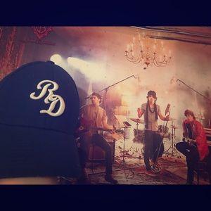 Rare Jonas brother road dogs baseball hat